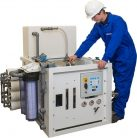 desalinator-T35-with-engineer