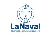Logo LaNaval